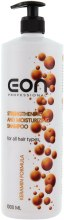 Духи, Парфюмерия, косметика Шампунь укрепляющий и увлажняющий - EON Professional Strengthening And Moisturizing Shampoo