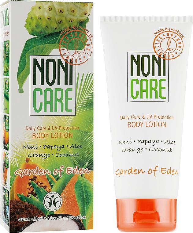 Укрепляющий крем для тела с УФ фильтром - Nonicare Garden Of Eden Body Lotion