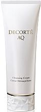 Духи, Парфюмерия, косметика Очищающий крем для лица - Cosme Decorte AQ Cleansing Cream (пробник)