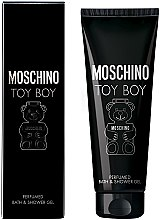 Духи, Парфюмерия, косметика Moschino Toy Boy - Гель для душа