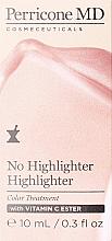 Духи, Парфюмерия, косметика Хайлайтер - Perricone MD No Highlighter Highlighter