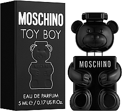 Парфумерія, косметика Moschino Toy Boy - Парфумована вода (міні)