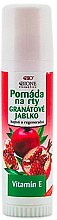 Парфумерія, косметика Бальзам для губ - Bione Cosmetics Pomegranate Lip Balm