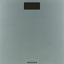 Духи, Парфюмерия, косметика Весы напольные - Soehnle Style Sense Compact 300 Silver