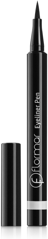 Подводка-фломастер для глаз - Flormar Eyeliner Pen