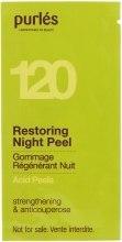 Духи, Парфюмерия, косметика Восстанавливающий ночной пилинг для укрепления и борьбы с куперозом - Purles Restoring Night Peel (пробник)