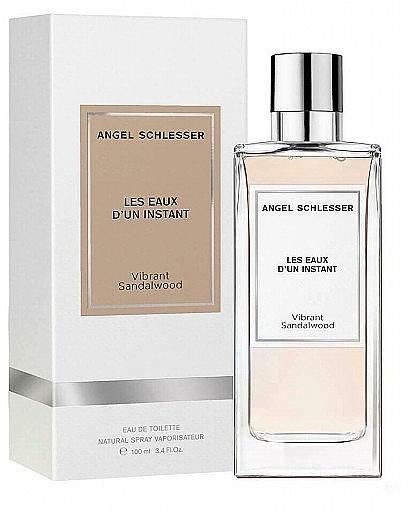 Angel Schlesser Les Eaux d'un Instant Vibrant Sandalwood - Туалетная вода