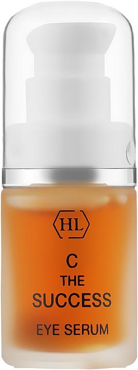 Сиворотка для повік - Holy Land Cosmetics C The Success Eye Serum — фото N1