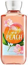 """Духи, Парфюмерия, косметика Гель для душа """"Персик"""" - Bath and Body Works Pretty as a Peach Shower Gel"""