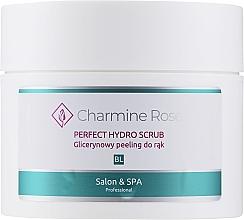 Духи, Парфюмерия, косметика Глицериновый пилинг для рук - Charmine Rose Perfect Hydro Scrub