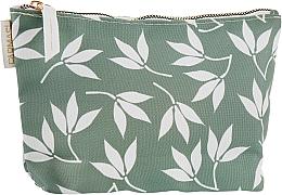 Духи, Парфюмерия, косметика Косметичка, зеленая - Farmasi Cosmetic Bag