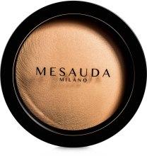 Духи, Парфюмерия, косметика Бронзирующая запеченная пудра - Mesauda Milano Light'n Bronze (в упаковке)