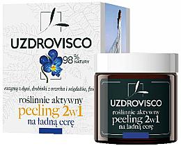 Духи, Парфюмерия, косметика Пилинг для лица - Uzdrovisco
