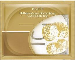Духи, Парфюмерия, косметика Маска для лица с коллагеном - Pilaten Collagen Crystal Facial Mask