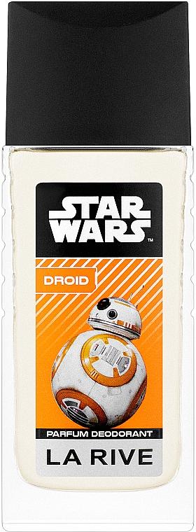 La Rive Star Wars Droid - Дезодорант-спрей