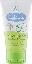 Духи, Парфюмерия, косметика Детский крем для лица - Bebble Facial Cream