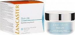 Духи, Парфюмерия, косметика Ночной восстанавливающий крем для лица - Lancaster Skin Life Night Recovery Cream