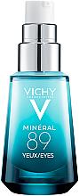 Парфумерія, косметика Гель для відновлення і зволоження шкіри навколо очей - Vichy Mineral 89 Repairing Eye Fortifier