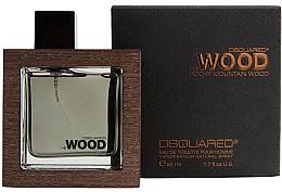 Духи, Парфюмерия, косметика Dsquared2 Rocky Mountain Wood - Туалетная вода (пробник)