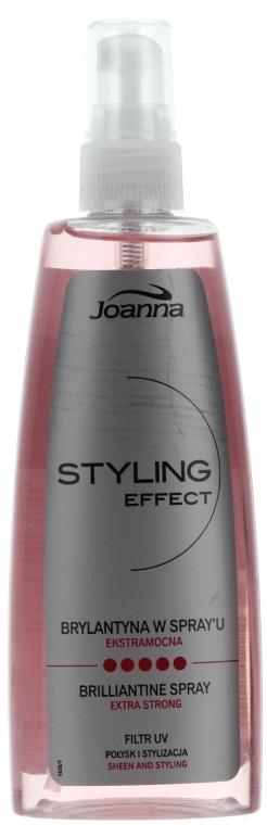 Брильянтин в спрее для волос - Joanna Styling Effect Brilliantine Spray