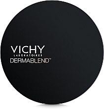 Корректирующая пудра для лица, с матирующим эффектом - Vichy Dermablend Covermatte Compact Powder SPF 25 — фото N2