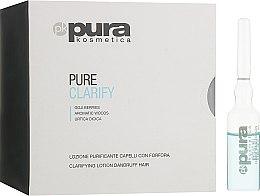 Духи, Парфюмерия, косметика Лосьон против перхоти - Pura Kosmetica Pure Clarify Lotion