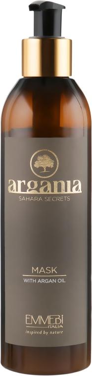 Восстанавливающая маска с аргановым маслом - Emmebi Italia Argania Sahara Secrets