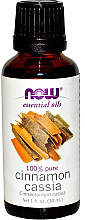 Духи, Парфюмерия, косметика Эфирное масло корица кассия - Now Foods Essential Oils 100% Pure Cinnamon Cassia