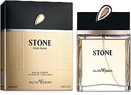Духи, Парфюмерия, косметика Alta Moda Stone - Туалетная вода