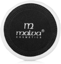Парфумерія, косметика Спонж велюровий, М-006 - Malva Cosmetics