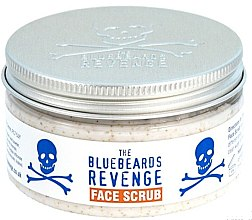 Духи, Парфюмерия, косметика Скраб для лица - The Bluebeards Revenge Face Scrub