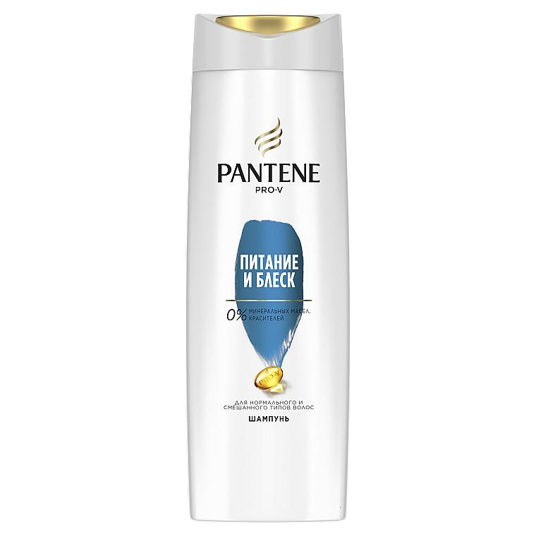 """Шампунь Основной Уход """"Питание и Блеск"""" - Pantene Pro-V Classic Care Shampoo"""