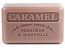 "Духи, Парфюмерия, косметика Марсельское мыло ""Карамель"" - Foufour Savonnette Marseillaise Karamel"
