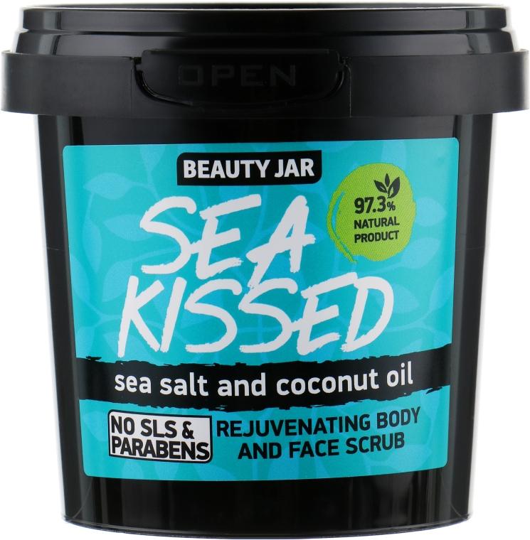 "Скраб для тела и лица ""Sea Kissed"" - Beauty Jar Rejuvenating Body And Face Scrub"