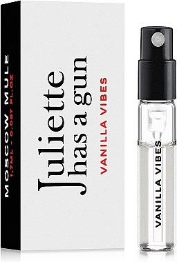 Juliette Has A Gun Vanilla Vibes - Парфюмированная вода (пробник)