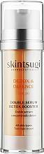 Духи, Парфюмерия, косметика Двойная детокс-сыворотка - Skintsugi Detox & Defence Double Serum Detox Booster SPF30