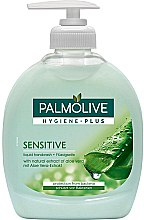 Духи, Парфюмерия, косметика Жидкое мыло для чувствительной кожи, антибактериальное - Palmolive Hygiene-Plus Sensitive