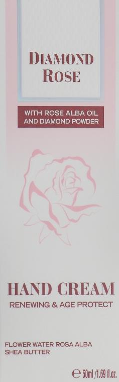 Омолаживающий крем для рук - BioFresh Diamond Rose Hand Cream