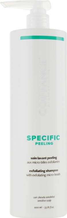 Шампунь-пилинг для глубокого очищения кожи головы - Coiffance Professionnel Peeling Shampoo