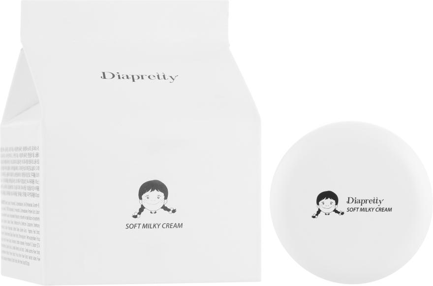 Крем для лица питательный - Diapretty Soft Milky Cream