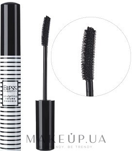 Тушь для ресниц - Bless Beauty Sculpting Volume Mascara — фото Black