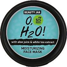 "Духи, Парфюмерия, косметика Увлажняющая маска для лица ""O, H2O!"" - Beauty Jar Moisturizing Face Mask"