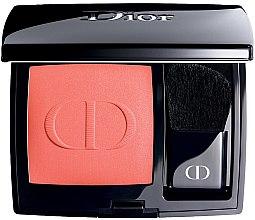 Духи, Парфюмерия, косметика Румяна для лица - Dior Rouge Blush