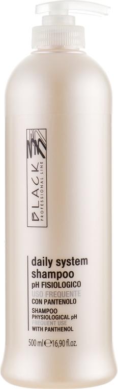 Нейтральный шампунь для ежедневного применения - Black Professional Line Neutral Shampoo