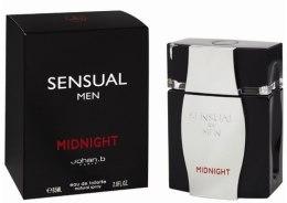 Духи, Парфюмерия, косметика Geparlys Sensual Midnight Men - Туалетная вода