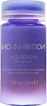 Духи, Парфюмерия, косметика Регидратирующая сыворотка для кожи головы и волос - No Inhibition Age Renew Rehydrating Serum