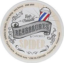 Духи, Парфюмерия, косметика Помада для волос текстурирующая - Beardburys Spider Wax