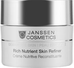 Духи, Парфюмерия, косметика Обогащенный дневной питательный крем - Janssen Cosmetics Rich Nutrient Skin Refiner