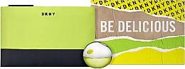 Духи, Парфюмерия, косметика DKNY Be Delicious - Набор (edp/30ml + bag)