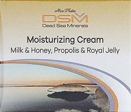 Духи, Парфюмерия, косметика Увлажняющий крем молоко, прополис и пчелинное молочко - Mon Platin DSM Cream
